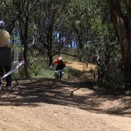 Photo of Luke CARPENTER at Fox Creek, SA