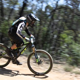 Photo of Nick SAMPSON at Fox Creek, SA