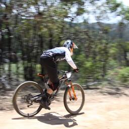Photo of Sam LUFF at Fox Creek, SA