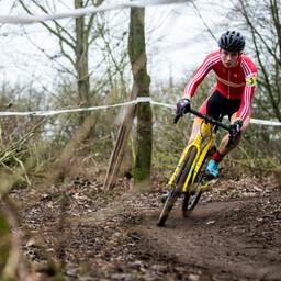 Photo of James CLARKE (jun) at Shrewsbury Sports Village