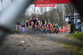 Photo of Joshua GIDDINGS at Shrewsbury Sports Village