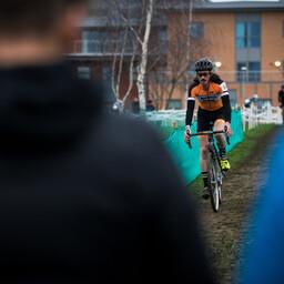 Photo of Scott CHALMERS at Shrewsbury Sports Village
