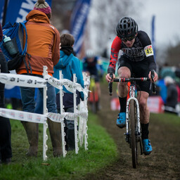 Photo of Matthew TAYLOR (u23) at Shrewsbury Sports Village