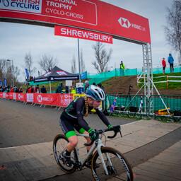 Photo of Rebecca PREECE at Shrewsbury Sports Village