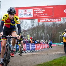 Photo of Jonathan MASTERS at Shrewsbury Sports Village
