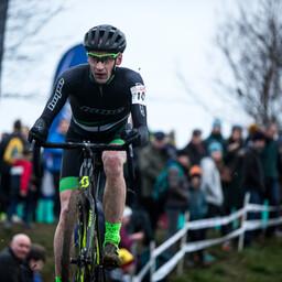 Photo of Paul OLDHAM at Shrewsbury Sports Village