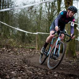Photo of Louise HEYWOOD-MAH at Shrewsbury Sports Village