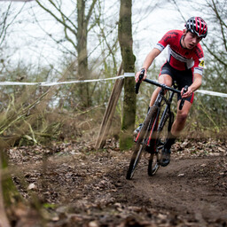 Photo of Will THACKRAY at Shrewsbury Sports Village