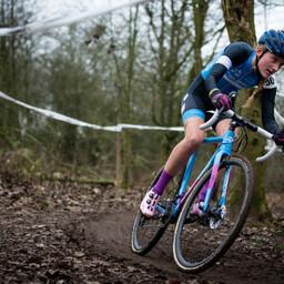 Photo of Sophie THACKRAY at Shrewsbury Sports Village