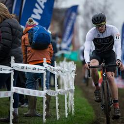 Photo of Dan CLARK at Shrewsbury Sports Village