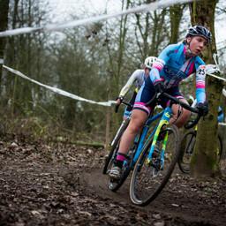 Photo of Marie LYNN at Shrewsbury Sports Village