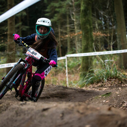 Photo of Imogen RABANI at Wind Hill B1ke Park