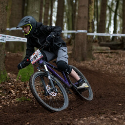 Photo of Will HARRIS at Wind Hill B1ke Park