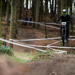 Photo of Ross CLARK (nov) at Wind Hill B1ke Park