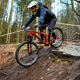 Photo of Ricky MOORE at Hamsterley