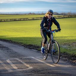 Photo of Pamela SPOONER at Middlesborough
