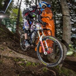 Photo of Josh BRYCELAND at Champéry