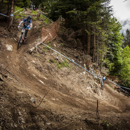 Photo of Andrew NEETHLING at Champéry
