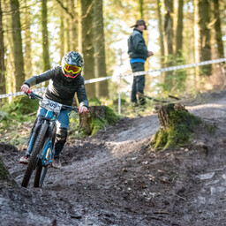 Photo of Hannah YORK at Forest of Dean