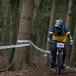 Photo of Liam NALLY at Wind Hill B1ke Park