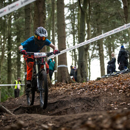 Photo of Will COURTNEY at Wind Hill B1ke Park