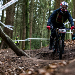 Photo of Simon LINGARD at Wind Hill B1ke Park