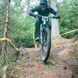 Photo of Mike HODGSON at Hamsterley