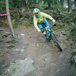 Photo of Simon DAYKIN at Hamsterley