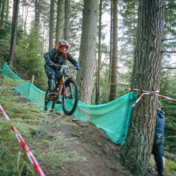 Photo of Steve MELVILLE at Hamsterley