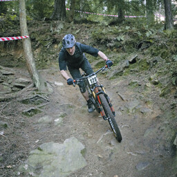 Photo of Andy HALPIN at Hamsterley