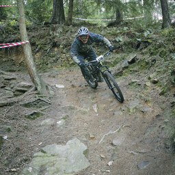 Photo of Rob MILES at Hamsterley