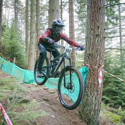 Photo of Duncan PYE at Hamsterley