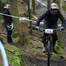 Photo of Andrew FLETCHER (gvet) at Forest of Dean