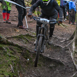 Photo of Barry HOLMES at Forest of Dean