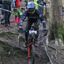 Photo of Karl CHAPMAN at Forest of Dean