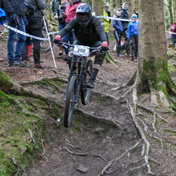 Photo of Ian EVANS (vet) at Forest of Dean