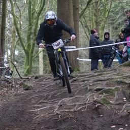 Photo of Sidney GRIMES at Wind Hill B1ke Park