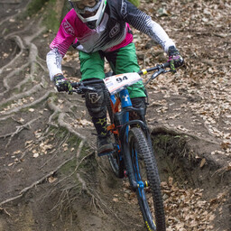Photo of Tina WILLIAMSON at Wind Hill B1ke Park