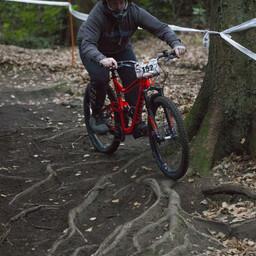 Photo of James HORN at Wind Hill B1ke Park