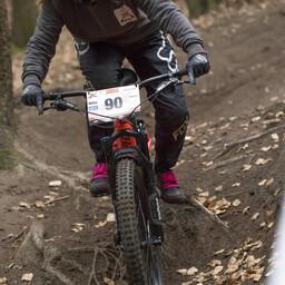 Photo of Carly FORWARD at Wind Hill B1ke Park