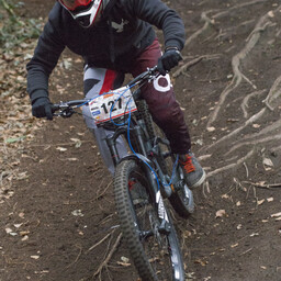 Photo of Stefan CURZON-PRICE at Wind Hill B1ke Park