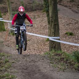 Photo of James HOOK at Wind Hill B1ke Park
