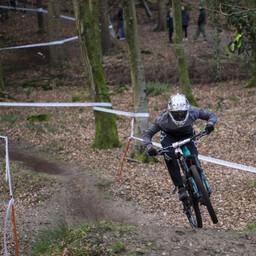Photo of Patrick RIDGE at Wind Hill B1ke Park