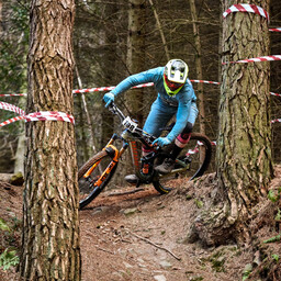Photo of Damian GROVES at Hamsterley