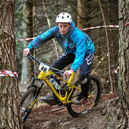 Photo of Kieran KERR at Hamsterley