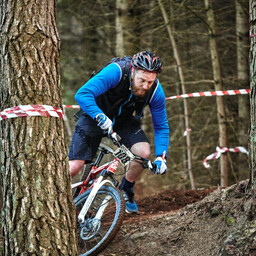 Photo of Michael PHILLIPSON at Hamsterley