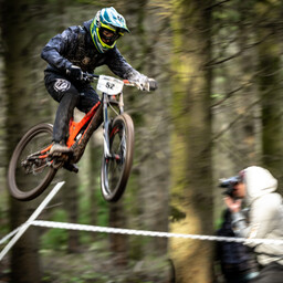 Photo of Alexis SAINT GERMAIN at Forest of Dean