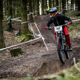 Photo of Megan NEVARD at Forest of Dean