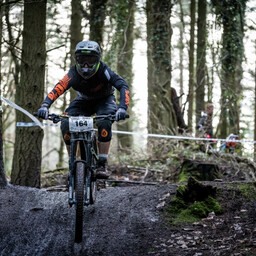 Photo of Gareth EVANS (mas2) at Forest of Dean
