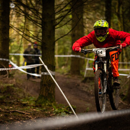 Photo of Amy MEDDINGS at Forest of Dean